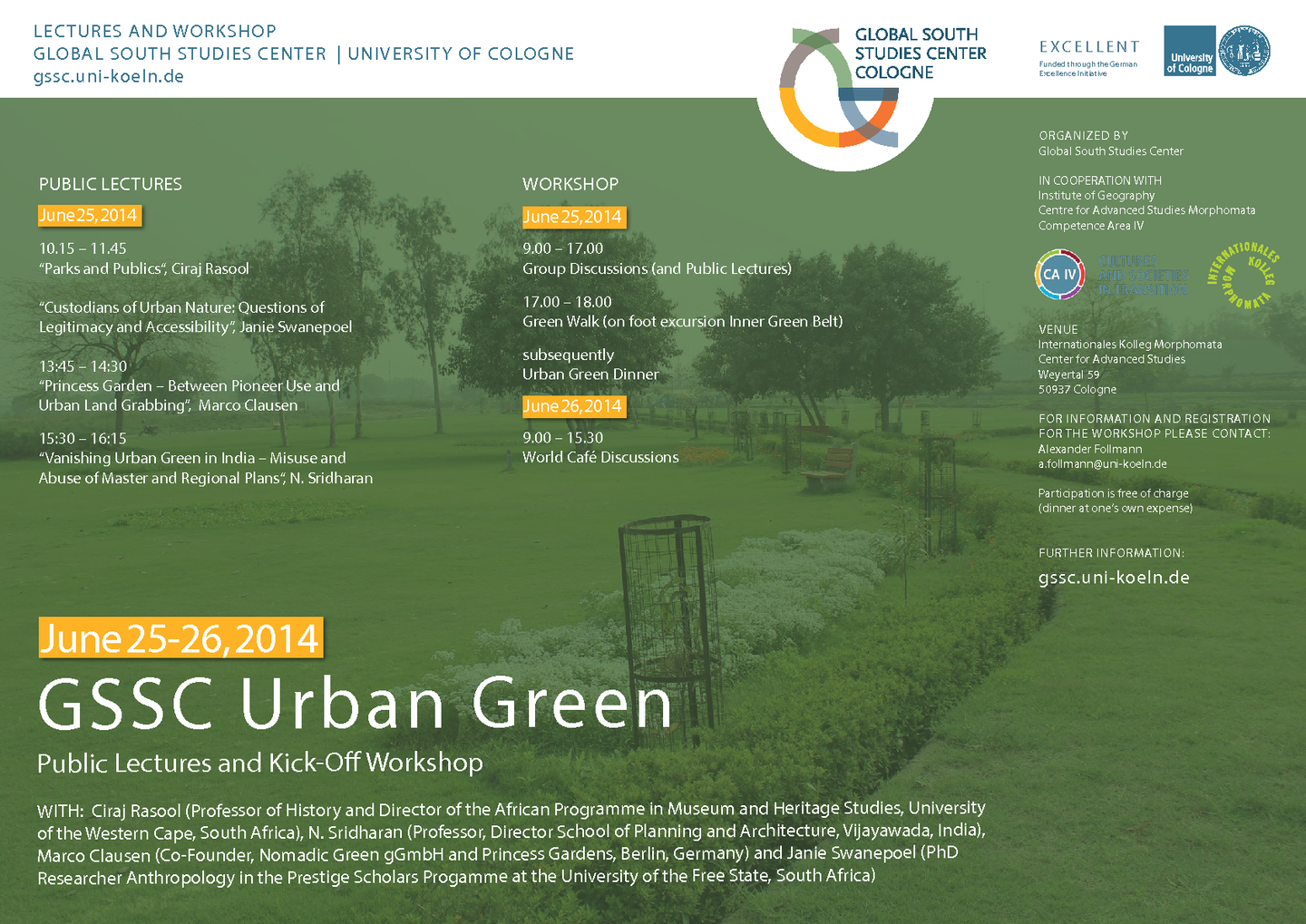 Programm Urban Green